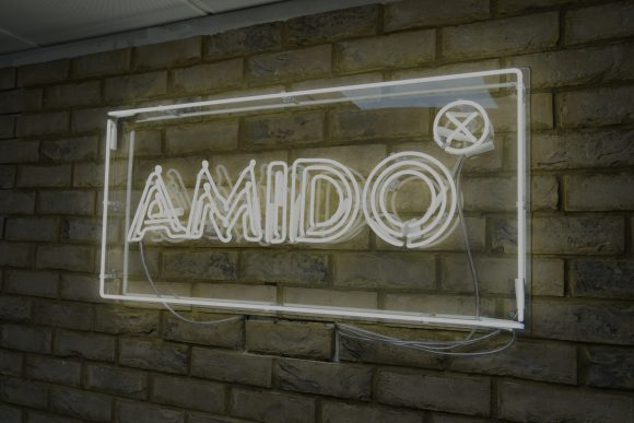 Amido - client in the spotlight