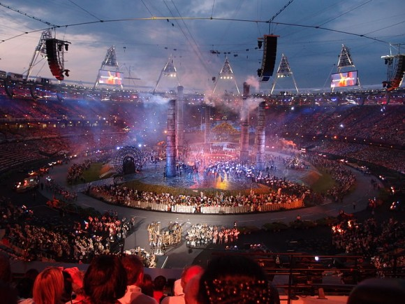 London 2012 Olympic opening ceremony