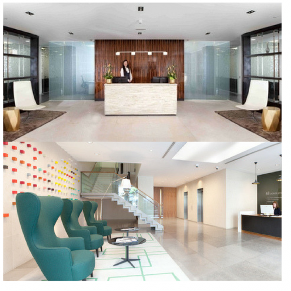 Dover Street serviced office