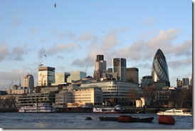 London office space shortage