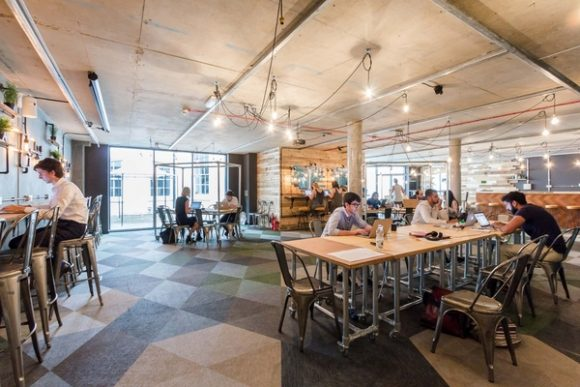 Affordable coworking space in Chelsea