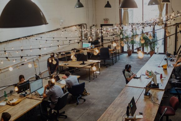 Affordable coworking spaces in London