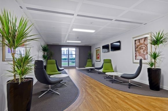 Top 10 offices in London