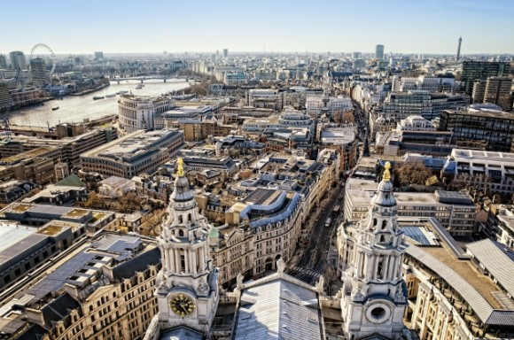 London business booming