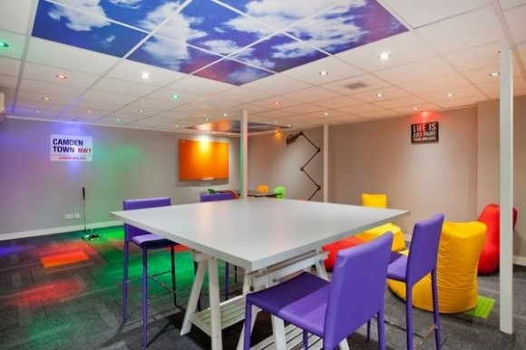 Vibrant Office Space in Camden Town