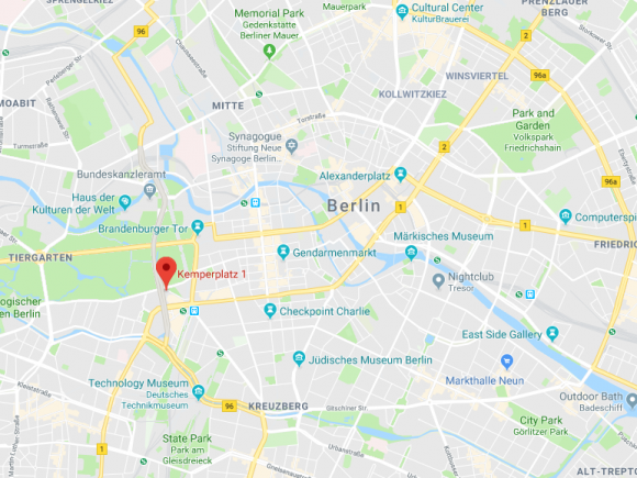 Find an office in Berlin