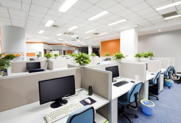 Serviced Office market