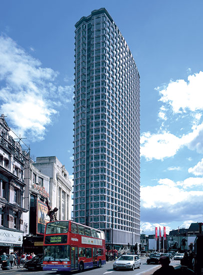 Centre Point Redevelopment Plans Approved Search Office