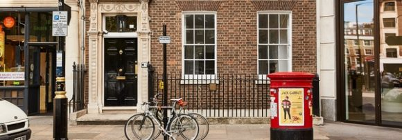 top 10 serviced offices in London