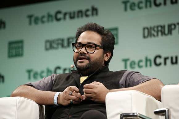Picture of Ambarish Mitra Source Philips, John. (Photographer).8 Dec 2015. Getty images for tech crunch.(Photograph). Oct 7 2016