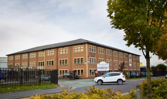 Contemporary Business Centre in Warrington
