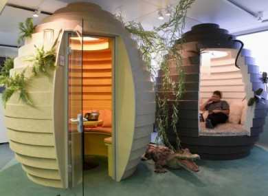 Weird & wonderful offices