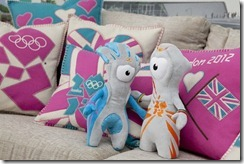 All Olympic-themed toys are licensed to London 2012, not to Search Office Space