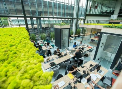 Coworking and shared offices