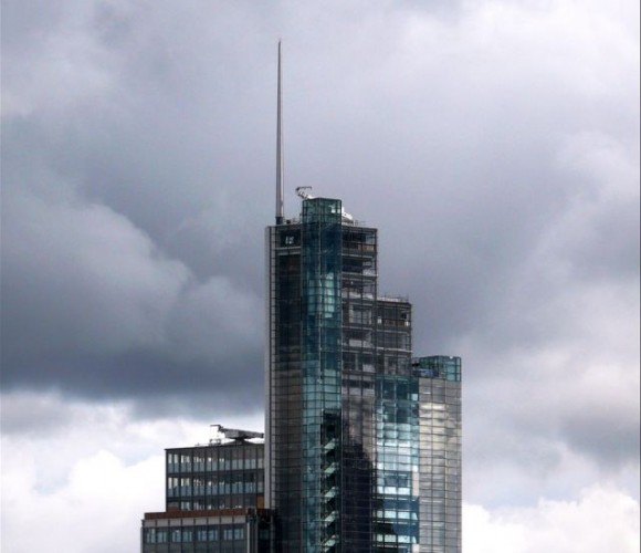 Heron Tower sold