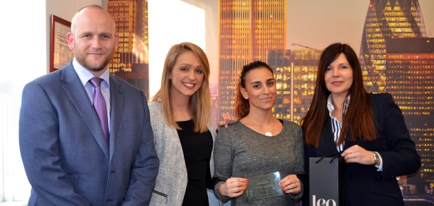 Lacey Babai - LEO Broker of the Month for February 2015