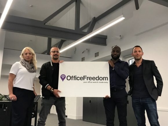 Search Office Space rebrands to Office Freedom