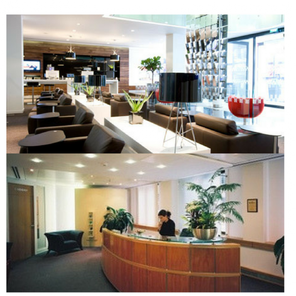 Berkeley Square serviced office Mayfair