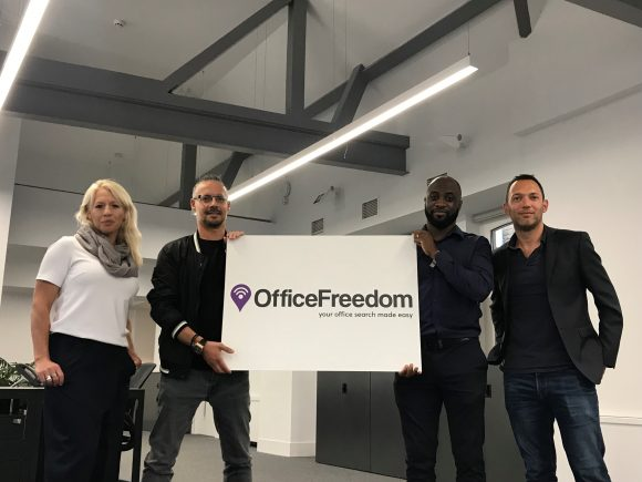 Office Freedom launch their new brand