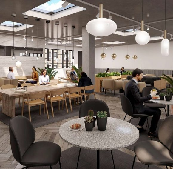 Flexible workspace for SMEs