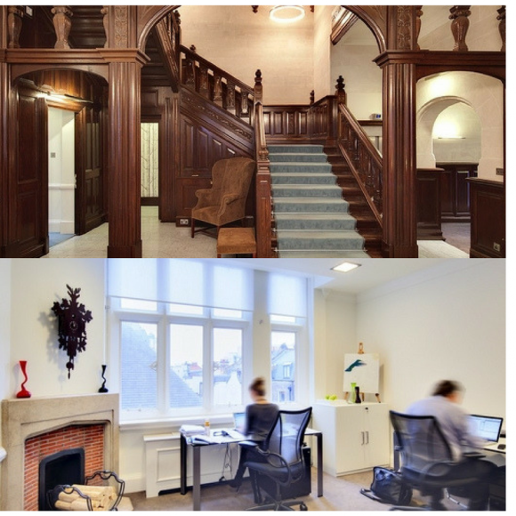 Stratton Street serviced office Mayfair