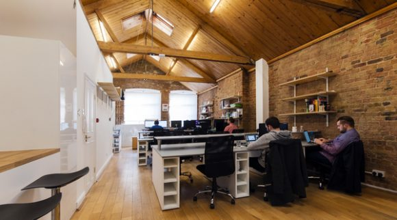 Cool coworking spaces in London