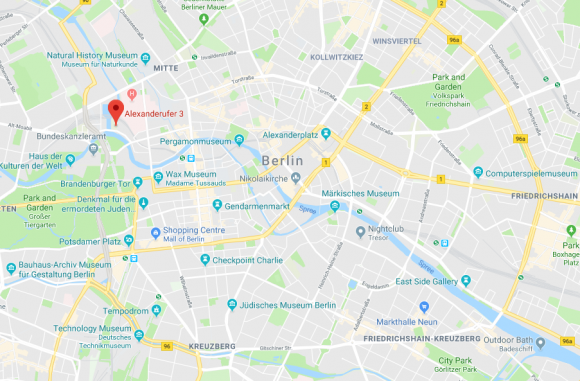 Rent an office in Berlin
