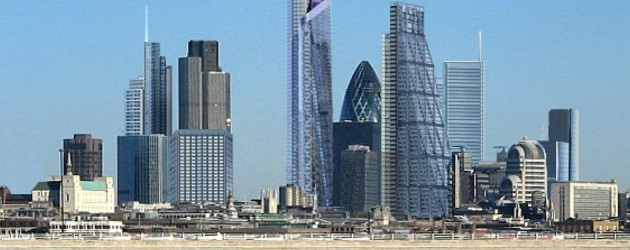London's future skyline
