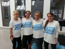 Team sports relief