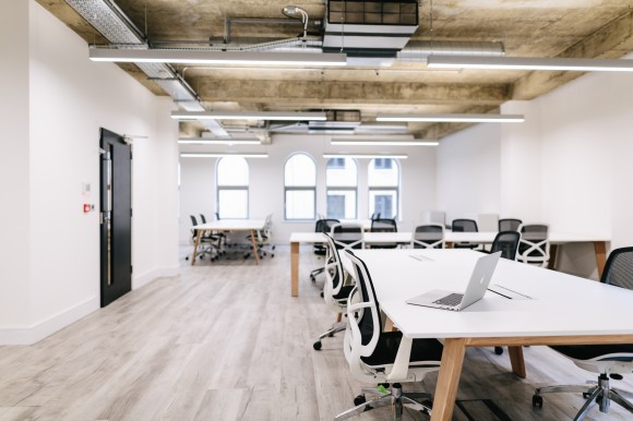Business Cube Open Office Space Near Old Street- Available Now!